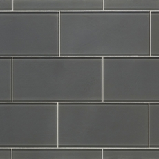 Pure Shadow Glass Tile