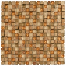San Luis Glass Mosaic