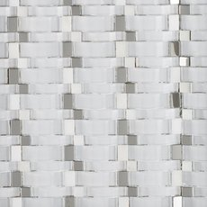 Maui Wave Polished Glass Mosaic