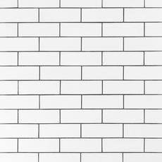 White Ice Subway Ceramic Wall Tile