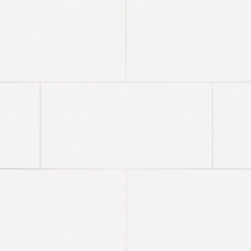 White Glossy Ceramic Wall Tile