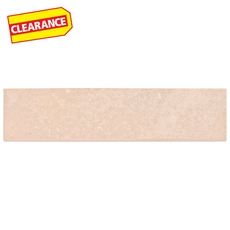 Clearance! Pompeii Shell Ceramic Bullnose