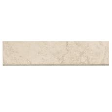 Princeps Bianco Porcelain Floor Bullnose