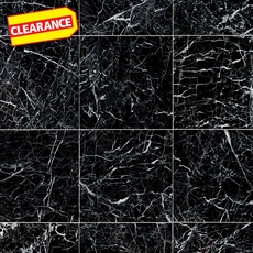 Clearance! Nero Marble Tile