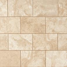 Perla Beige Polished Travertine Tile