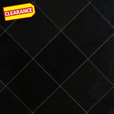 Clearance! Absolute Black Granite Tile
