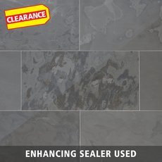 Clearance! Samba Gray Slate Tile