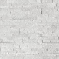 Glacier Splitface Quartzite Panel Ledger