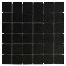 Absolute Black Granite Mosaic