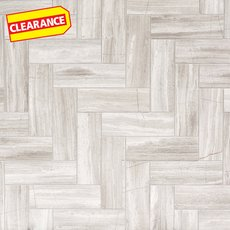 Clearance! Valentino White Honed Marble Tile