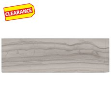 Clearance! Valentino Gray Honed Marble Tile