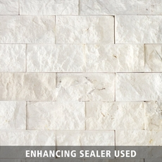 Pearl Brick Travertine Mosaic