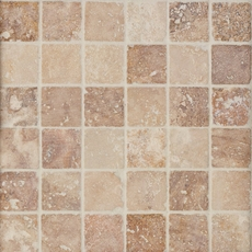 Country Beige Travertine Mosaic