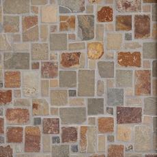 Multicolor Pattern Slate Mosaic