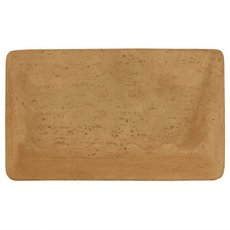Light Beige Decorative Soap Dish