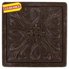 Clearance! Antique Brass Decorative Insert