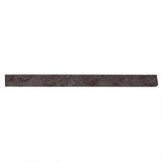Metallic Rust Decorative Liner