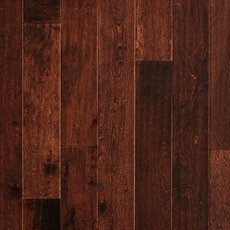 Espresso Birch Hand Scraped Engineered Hardwood