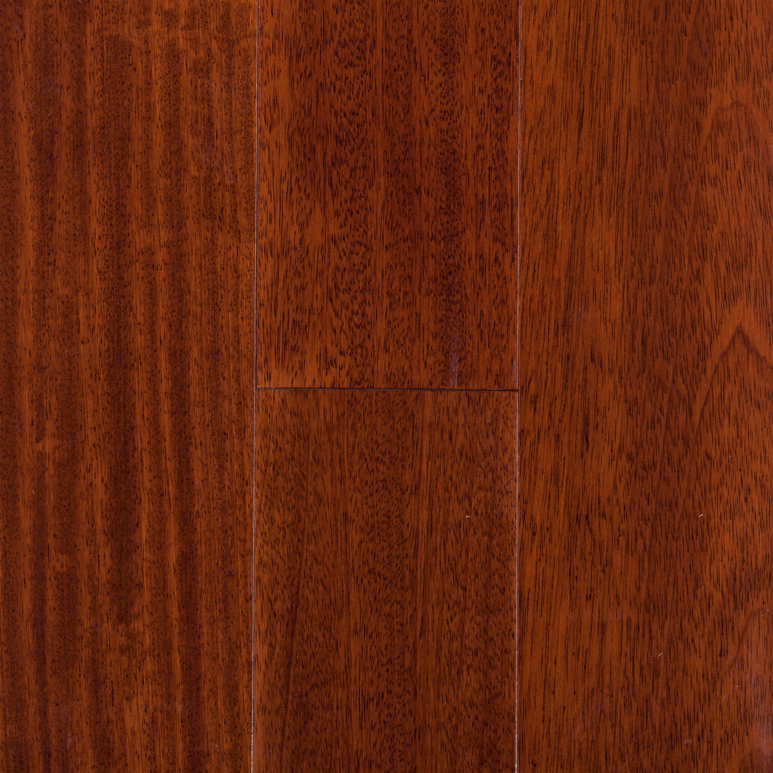 Brazilian cherry hardwood take home sample brazilian for Brazilian cherry hardwood flooring