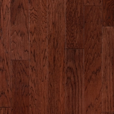 Ponderosa Hickory Hand Scraped Engineered Hardwood