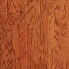 Gunstock Oak Smooth Engineered Hardwood