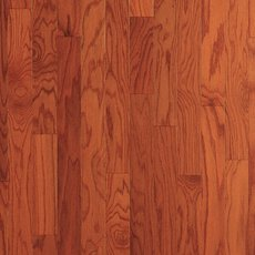 Rustic Butterscotch Oak Smooth Engineered Hardwood