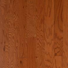 Gunstock Oak Engineered Hardwood 3 8in X 3in