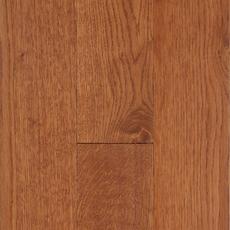 Golden Wheat Oak Hand Scraped Solid Hardwood