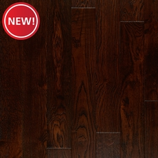 New! Tuscany Oak Wire Brushed Locking Solid Hardwood