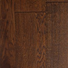 Caramel Oak Wire Brushed Locking Solid Hardwood