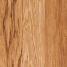 Natural Country Hickory Smooth Solid Hardwood