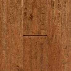 Cognac Maple Hand Scraped Solid Hardwood
