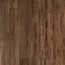 Mystic Oak Wire Brushed Solid Hardwood