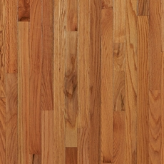 Natural Rustic Oak Smooth High Gloss Solid Hardwood