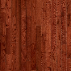Cherry Oak Smooth Solid Hardwood