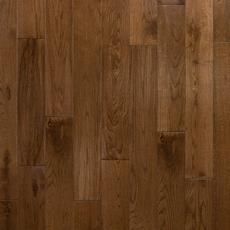 Saddle Oak Smooth Solid Hardwood