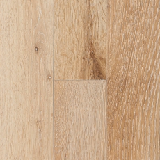 Timberclick Nougat Oak Wire Brushed Solid Hardwood