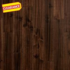 Clearance! Acacia Ipe Hand Scraped Solid Hardwood