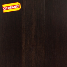 Clearance! Walnut Locking Solid Stranded Bamboo