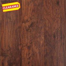 Clearance! Auburn Hickory Smooth Laminate