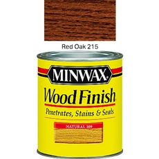 Minwax Red Oak Wood Finish