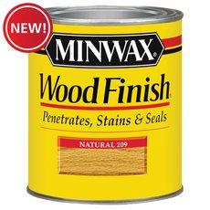 New! Minwax Dark Walnut Wood Finish