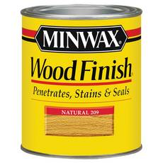 Minwax Red Mahogany Wood Finish