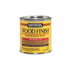 Minwax Driftwood Stain