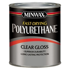 Minwax Fast-Drying Polyurethane Clear Gloss