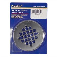 PlumBest Stainless Steel Round Shower Drain Cover