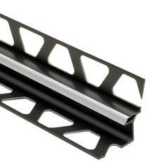 Schluter Dilex-Eke Corner Joint 7/16in. X 3/8in. PVC Classic Grey