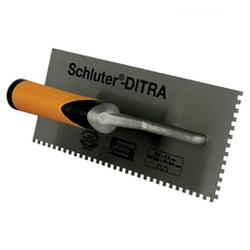 Schluter DITRA 11/64in. Square Notch Trowel