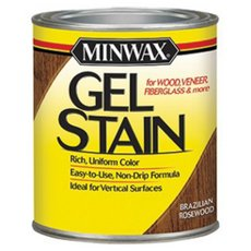 Minwax Rosewood Gel Stain