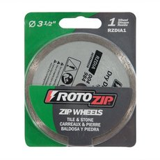 RotoZip Diamond Wheel for Floor Tile